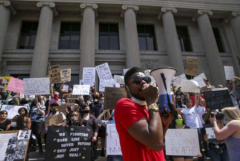 This is what Cedar Rapids Black Lives Matter protesters are demanding