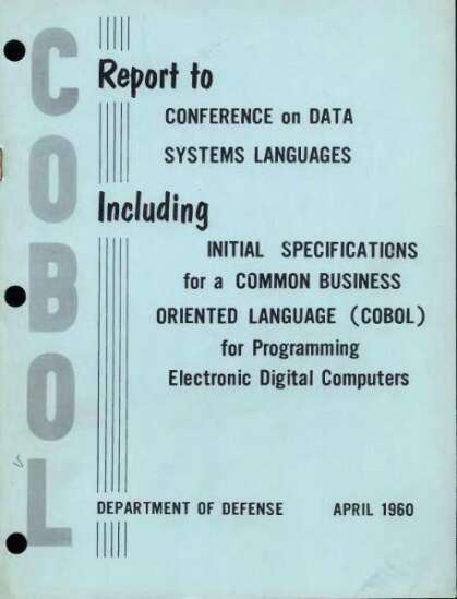 COBOL programming language behind Iowa's unemployment system over 60 years old