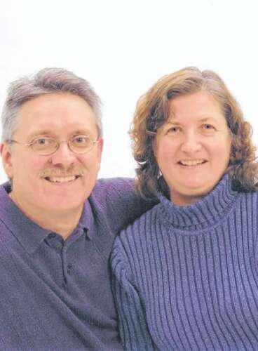 Pastor Gary and Patsy Hoobler - Farewell Open House
