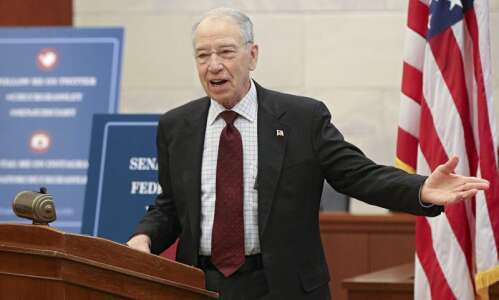Grassley wasn't aware of memo intending to overturn election
