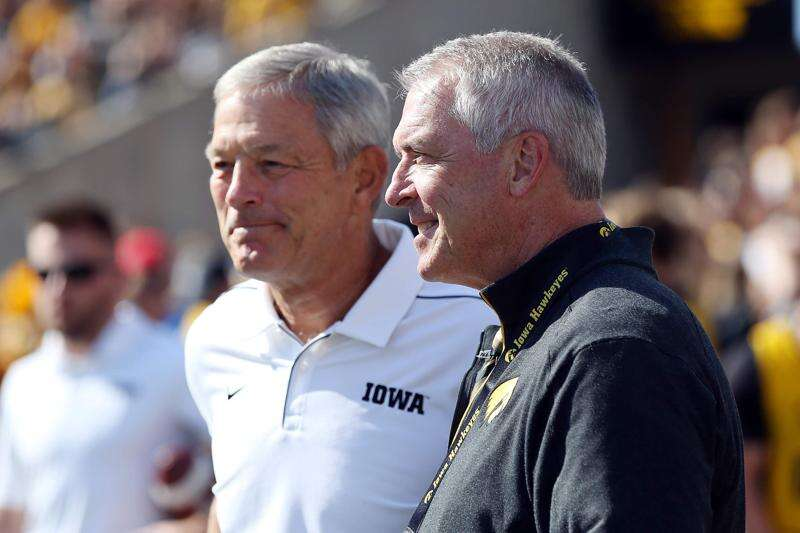 Hawkeye sports shave millions from budget; Ferentz and Barta take pay cuts