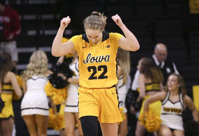 Kathleen Doyle picked by Indiana Fever in WNBA Draft