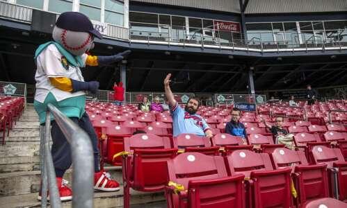 NoOn Game food, fun at the ballpark for Cedar Rapids…