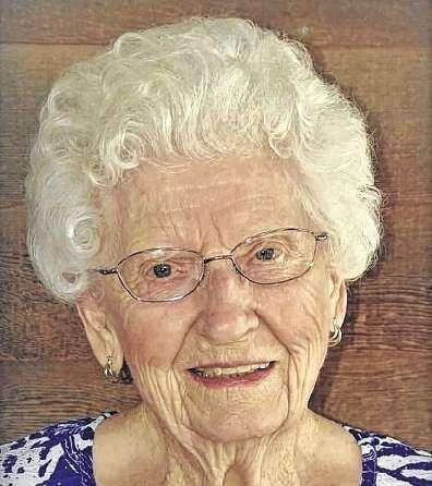 Happy 101st Birthday Pauline Olinger
