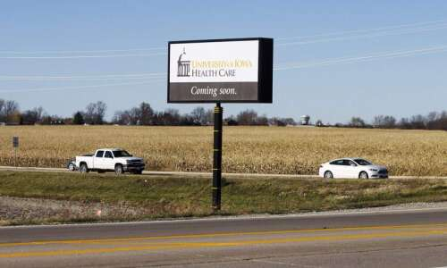 UI hospitals will reapply to build in North Liberty