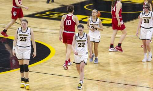 Latest Iowa women's basketball defeat 'is like a hole in…