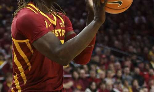 Iowa State wins lackluster game against Maryland Eastern Shore, 55-49