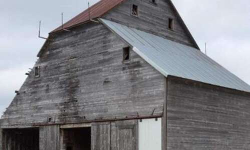 Danville couple saves old barn