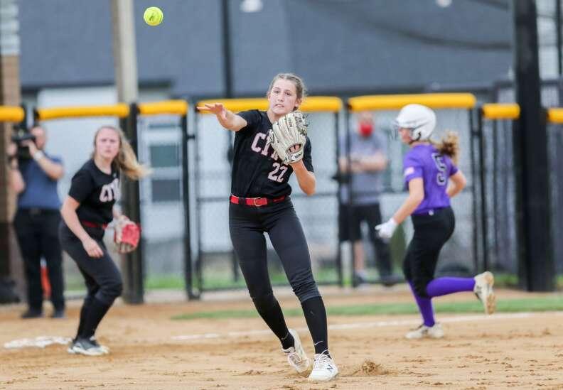 Gazette area softball Super 10: Iowa City High takes over top spot in rankings