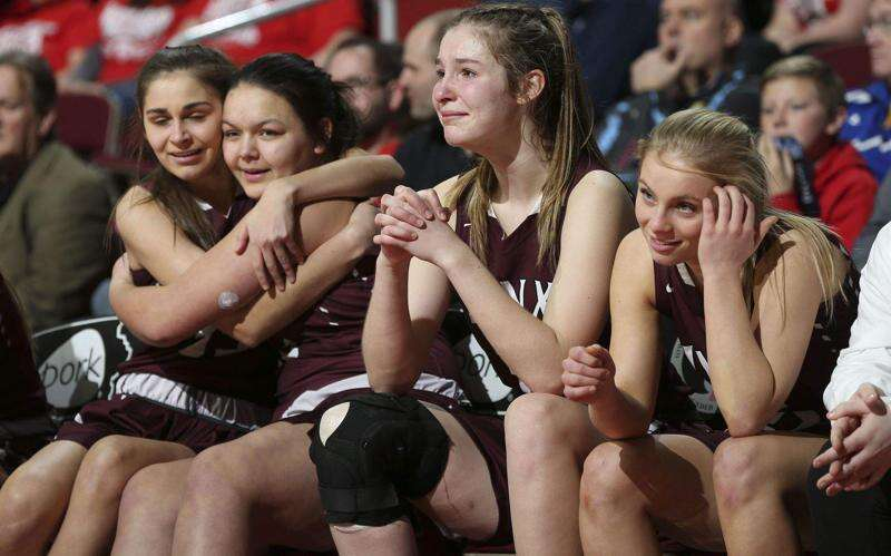 Iowa girls' state basketball tournament: A closer look at Saturday's games