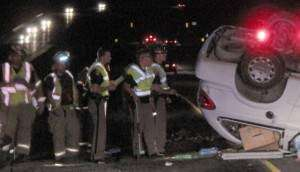 Driver of fatal accident will lose her driver's permit