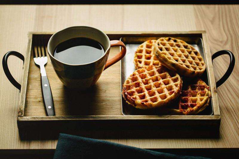 The newest food trend: Chaffles light up the internet