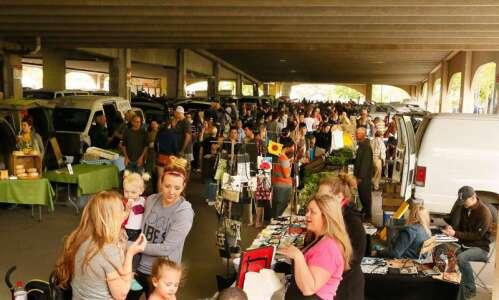 In-person Iowa City Farmers Market starts Saturday