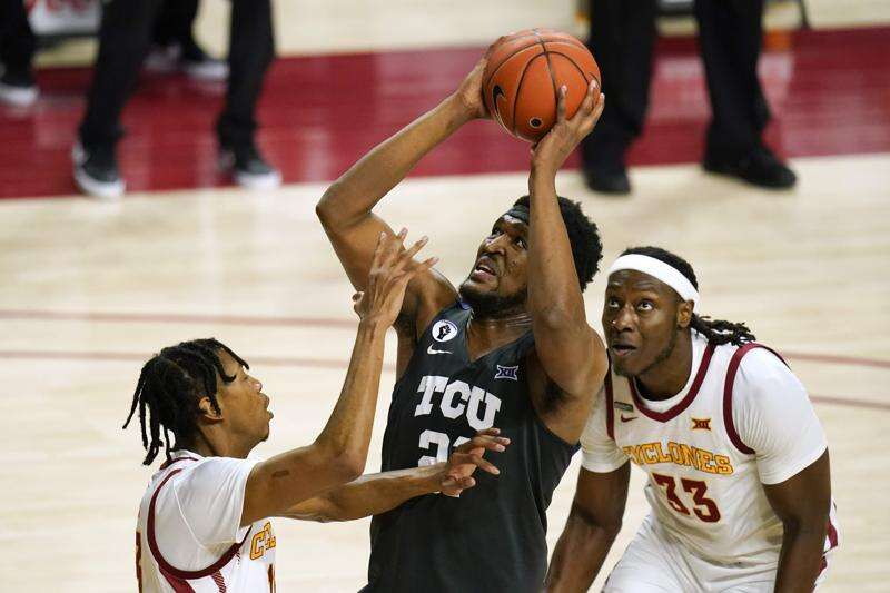 Iowa State men's basketball comes up short again in 76-72 loss to TCU