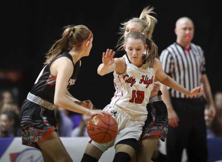 City High's Kelsey Joens following in family footsteps