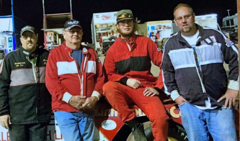 Huff family rich in racing tradition