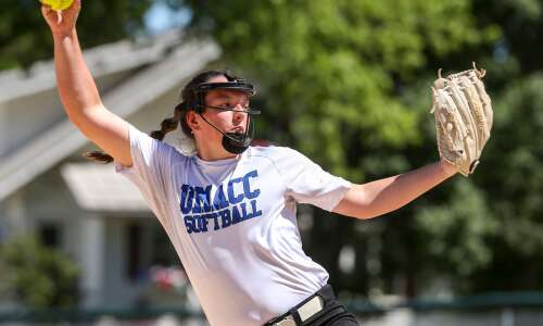 Abby Flannagan focusing on pitching this summer