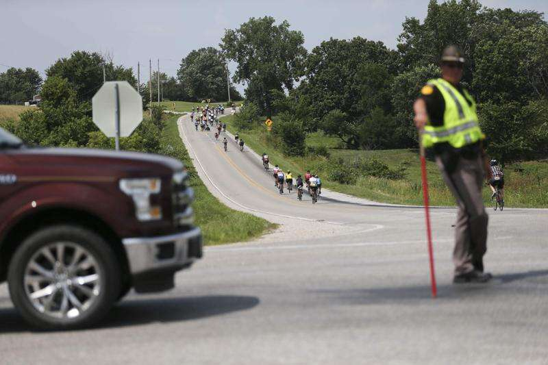 Iowa tourism officials question RAGBRAI's financial support of host towns