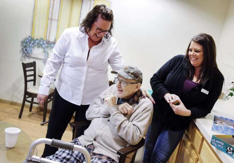 Iowa seniors face dilemma of aging far from home