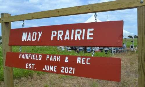 Fairfield's Nady Prairie Park opens to public