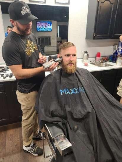 Iowa prison barbering apprenticeship leads to new business