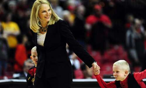 C.R. native Frese returns to Final Four as Maryland coach