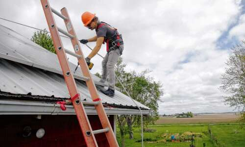 The game-changing spark Iowa's solar industry needs could be in…