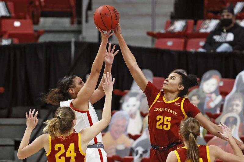 Iowa State women's basketball to celebrate senior trio before game vs. West Virginia