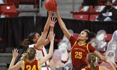 Iowa State women's basketball to celebrate senior trio before game…