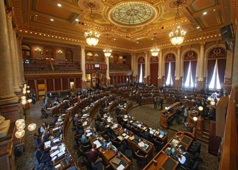 Iowa law blocks ballot access