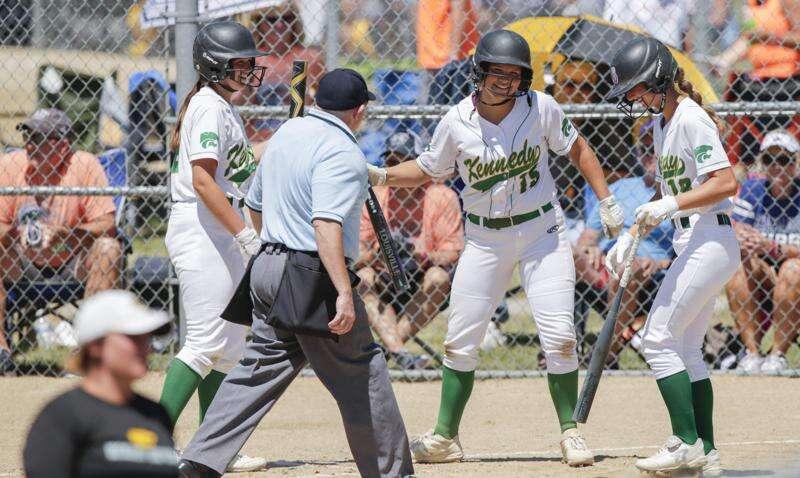 Gazette area softball Super 10: Cedar Rapids Kennedy reclaims No. 1