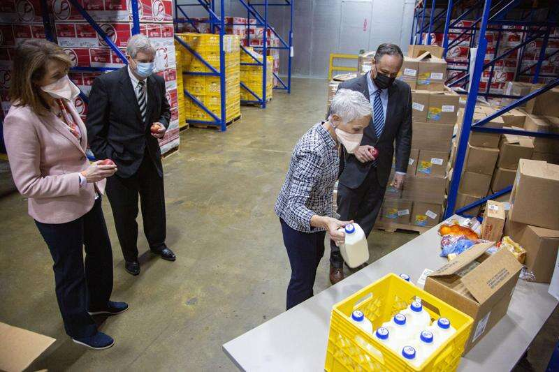 Food stamp benefits increase for six months