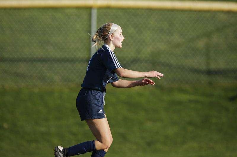 Photos: Anamosa vs. Iowa City Regina, Iowa high school girls' soccer