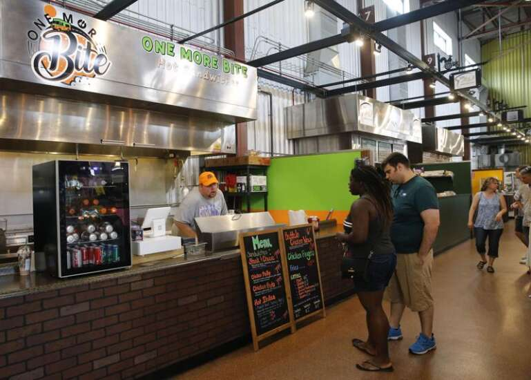 Indian restaurant coming to Cedar Rapids, while several shops close in Newbo City Market