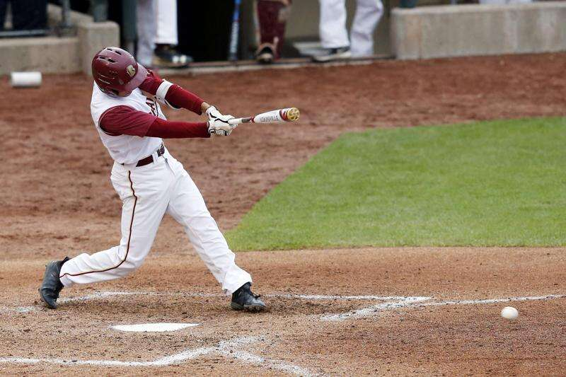 T.J. Johnson's versatility helps Coe in American Rivers Conference baseball tournament opener