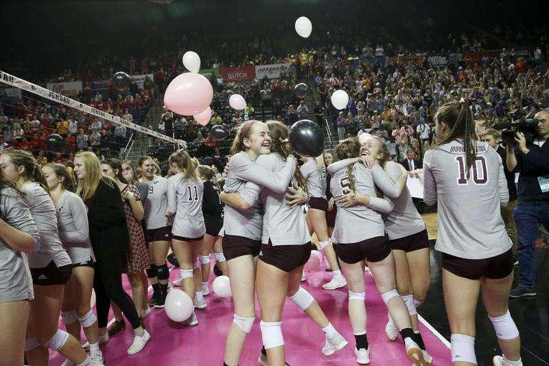 Super 10: Final Gazette area high school volleyball rankings