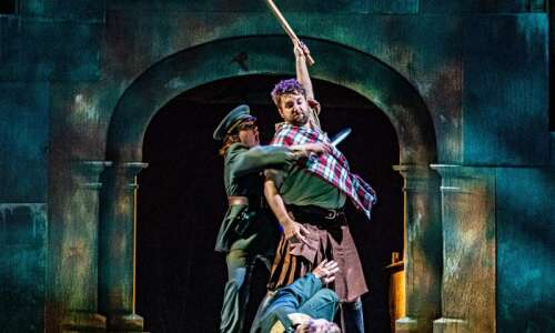 REVIEW: Henry IV reigns supreme in Riverside Theatre production