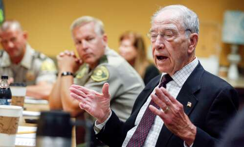 Grassley: House cocaine penalty change won't fly in Senate