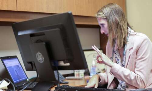 Telehealth use remains strong in Cedar Rapids