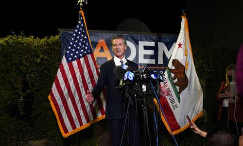 California Gov. Gavin Newsom crushes Republican-led recall effort