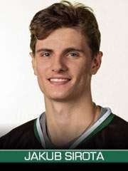 Jakub Sirota of C.R. RoughRiders learns the North American game