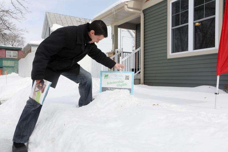 $50K scholarships fuel wave of development in this Wisconsin town, and Cedar Rapids has similar goals