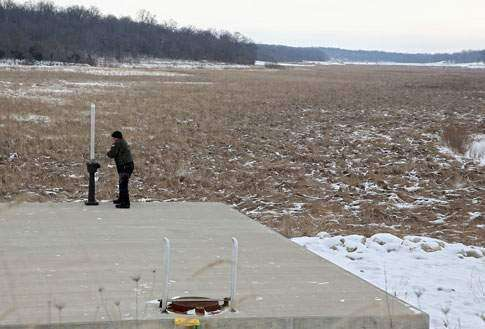 New life for Iowa's downtrodden Lake Darling State Park