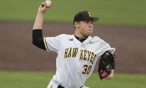 Iowans in Minor League Baseball: Nick Gallagher allows 1 hit…
