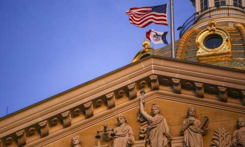 Iowa bill that would prevent defunding police raises concerns about…