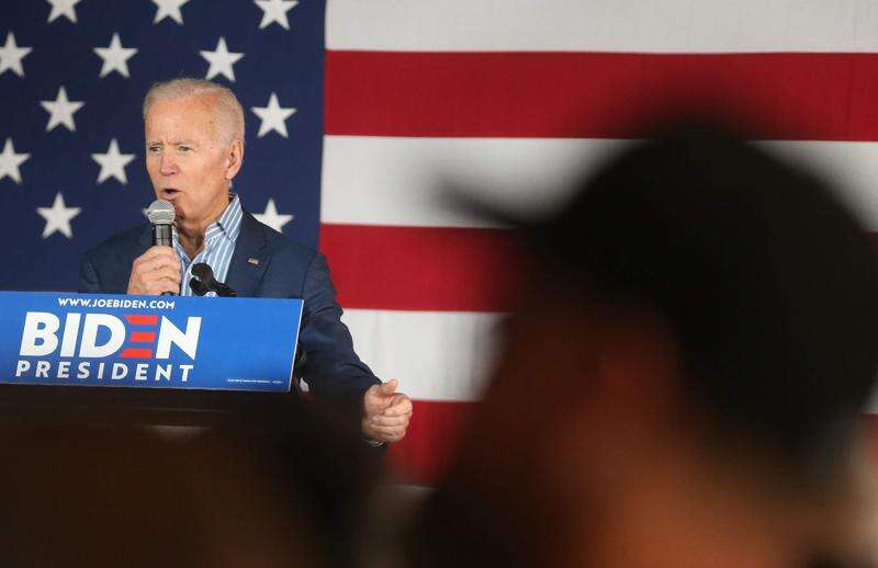 Biden favored in polls, but many Iowa Democrats waiting to commit