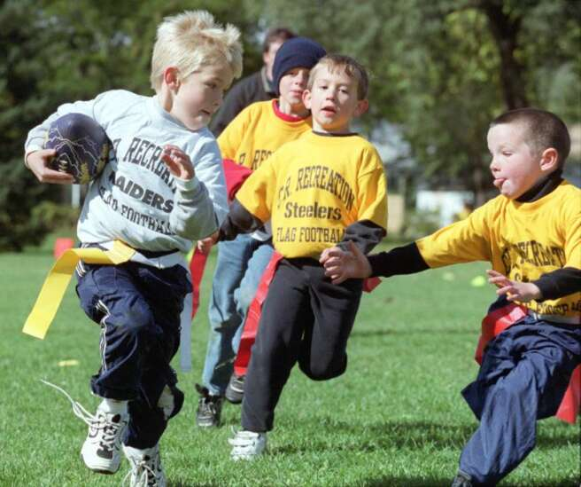 The tackle football debate continues