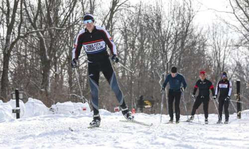 Abundant snow plus groomed trails equals great cross-country skiing in…