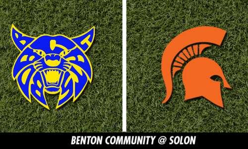 Big plays lift Solon over Benton Community