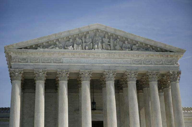 U.S. Supreme Court hears challenge to ban on 'false' campaign speech